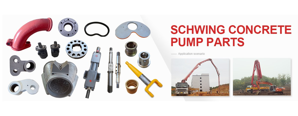 Spare parts for Schwing